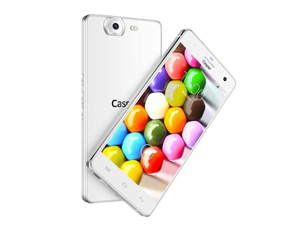 Casper Via V5