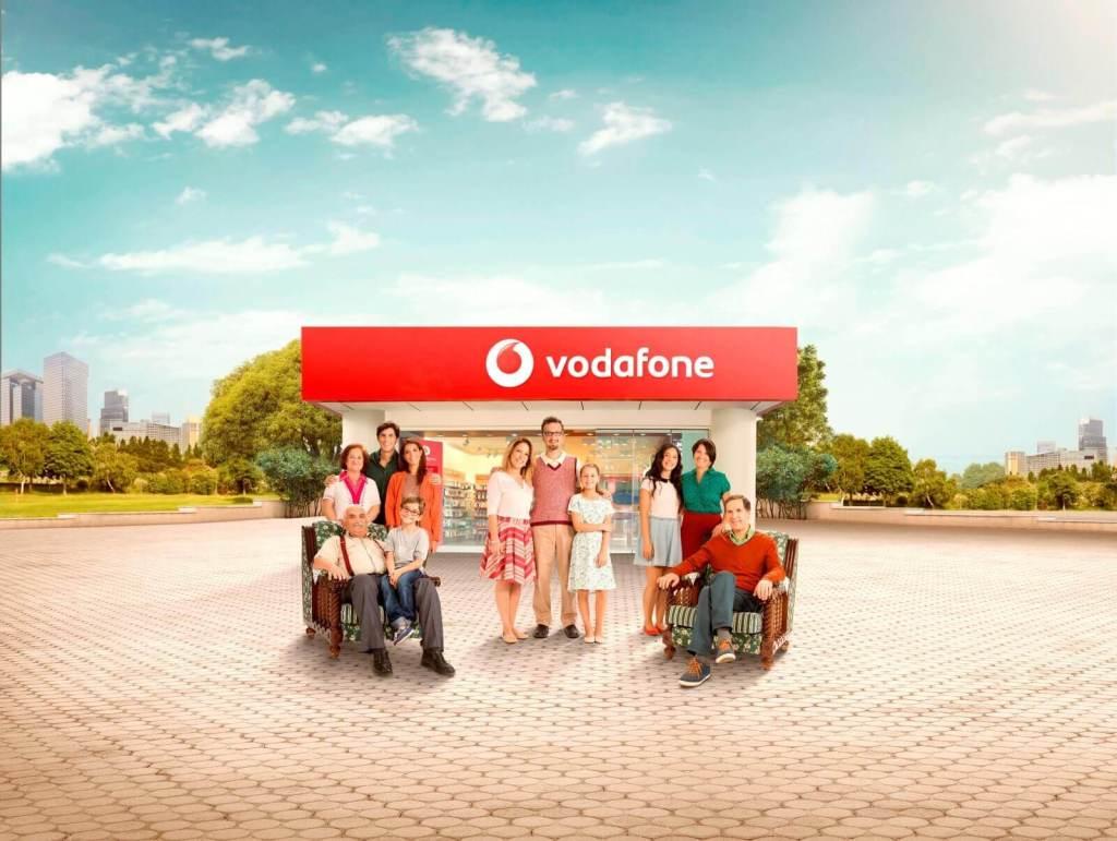 Vodafone aile indirimi Red Kampanyası