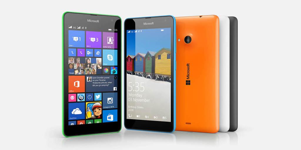 Nokia Lumia 535 Özellikleri ve Fiyatı