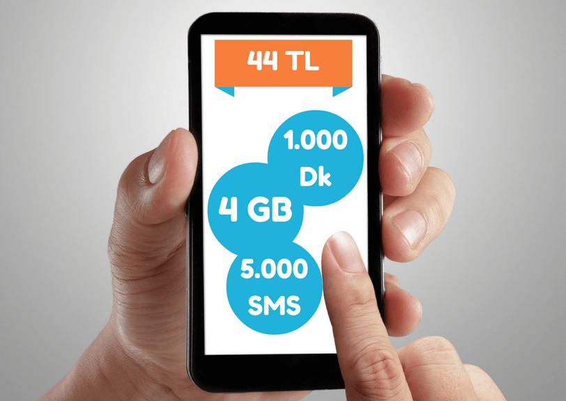 Turk Telekom Uclu Avantaj Paketleri