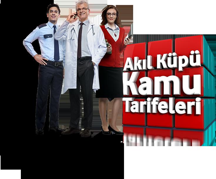 Vodafone Kamu Tarifeleri