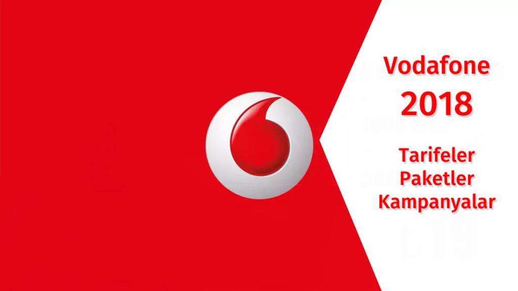 Vodafone Geçiş Kampanyaları