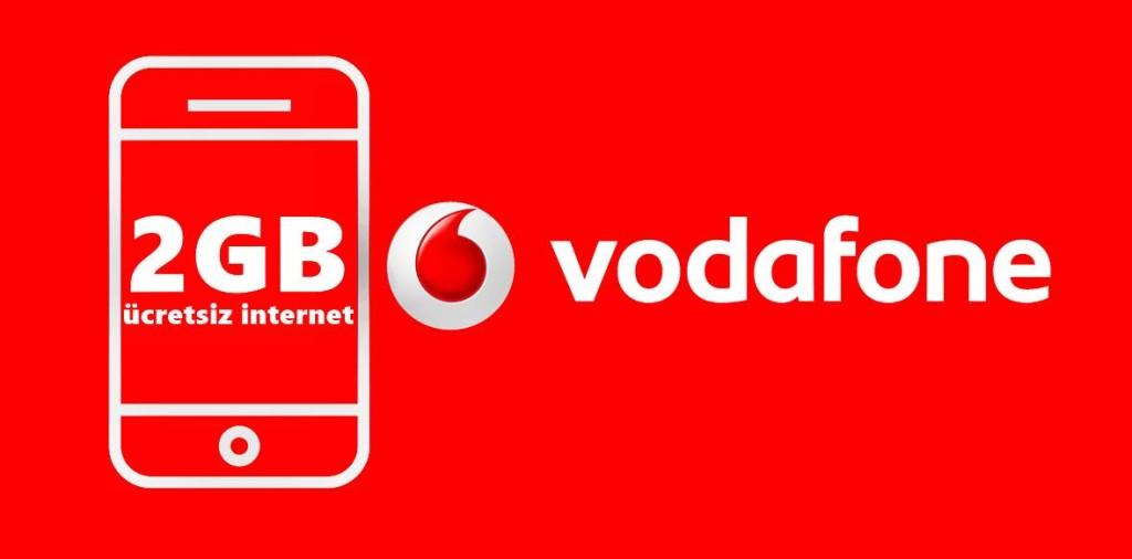 Vodafone Ek internet Paketi Alma