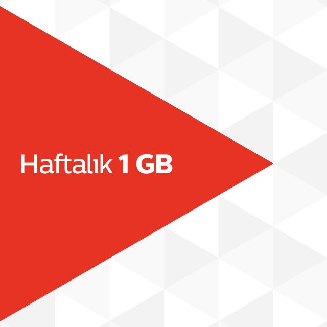 Vodafone Ek İnternet Paketi Faturasız